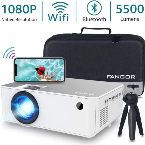 Fangor 506 Portable Movie Projector