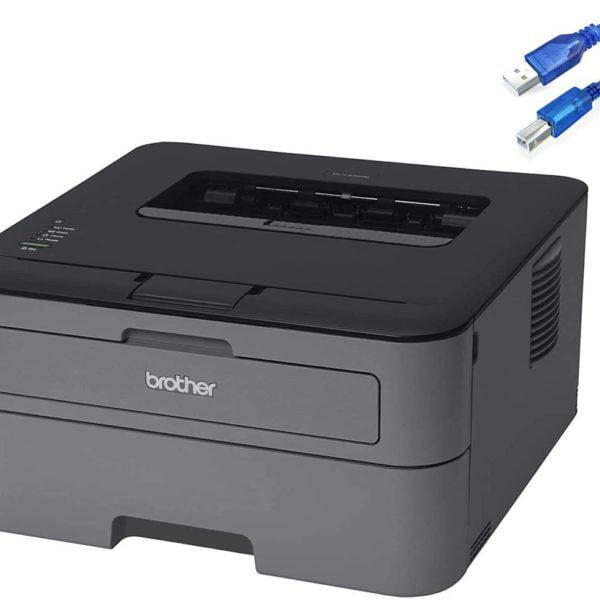 Brother HL-L2300d Compact Monochrome Laser Printer